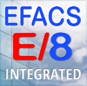 EFACS E/8 – ERP for Manufacturing