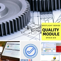 Spotlight Series: Quality Module within EFACS E/8