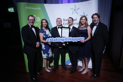 Profitsflow were Co. Wicklow Finalists at the 21st National Enterprise Awards