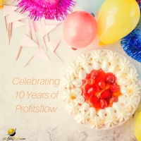 Profitsflow Celebrate 10 Successful Years