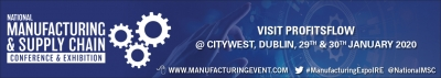 Profitsflow to Exhibit at Upcoming Manufacturing & Supply Chain Exhibition